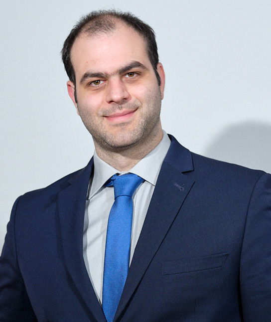 Nicholas Demiroglou